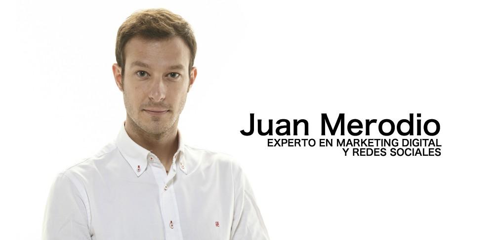 Entrevista a Juan Merodio. Agencia Row, agencia de marketing y comunicación en Bilbao.