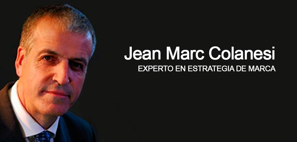 Entrevista Jean Marc Colanesi, experto en marketing y marca